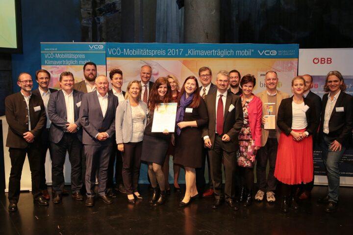 VCÖ-Preis 2017